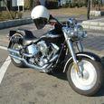 Harley-Davidson FLSTF ファットボーイ